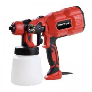 Paint Sprayer, 600W HVLP Spray Gun, Electric Pa...